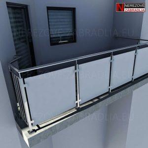 3D Model - Balkón
