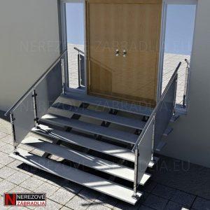 3D Model - Vstup