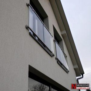 Francúzske okno - Sklenená vyplň