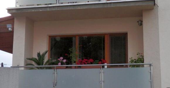 Zábradlie na balkón